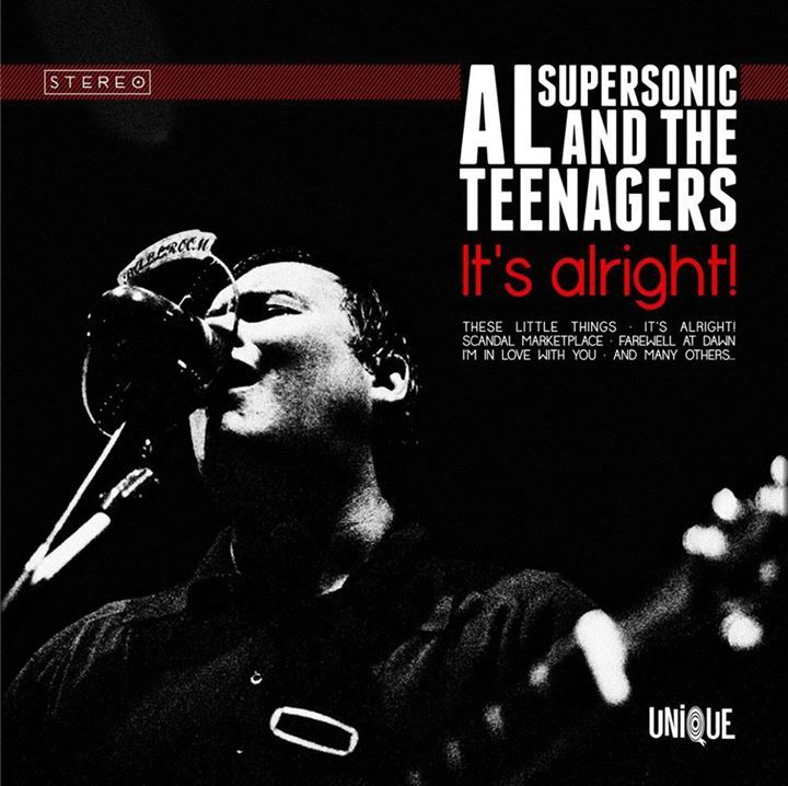 Al Supersonic & The Teenagers Tour Dates
