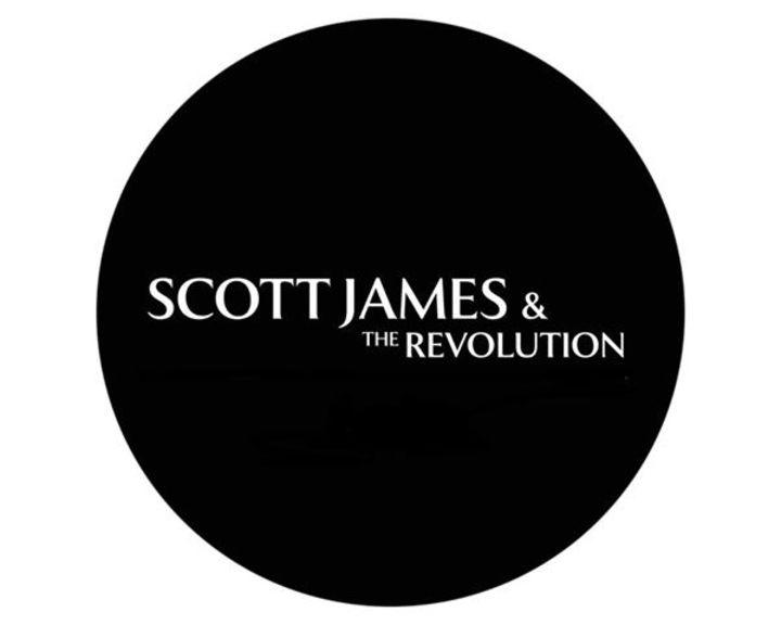 Scott James & The Revolution Tour Dates
