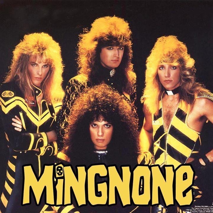 Mingnone Tour Dates