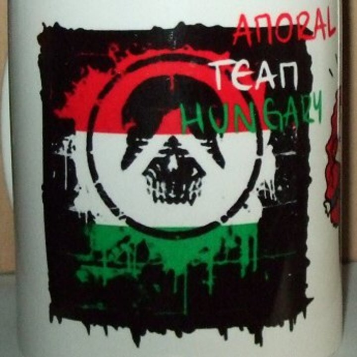 Amoral Team Hungary Tour Dates