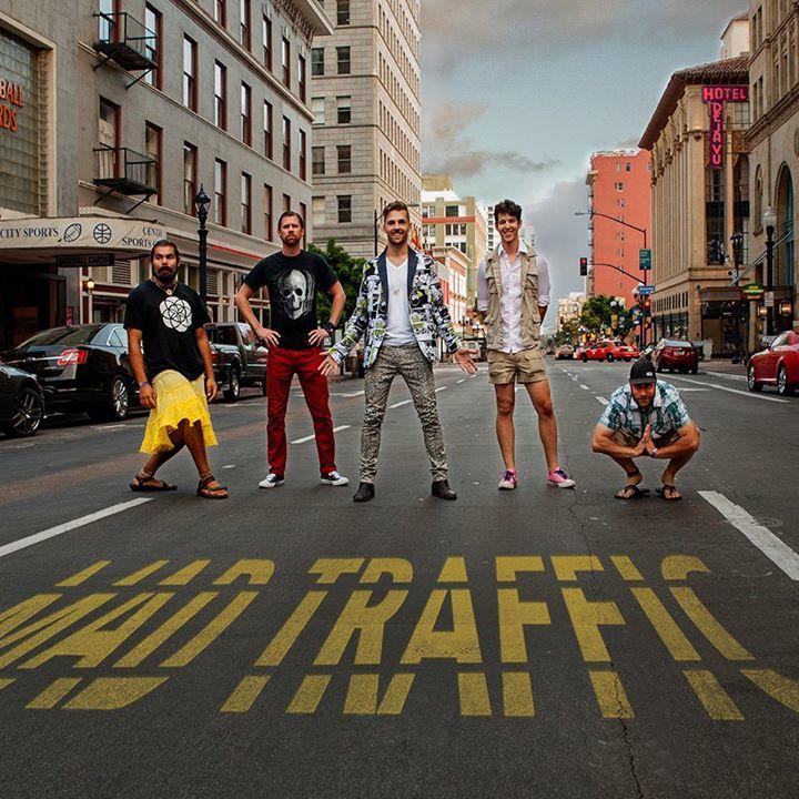 Mad Traffic Tour Dates