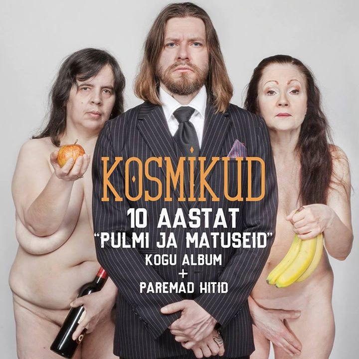Kosmikud Tour Dates