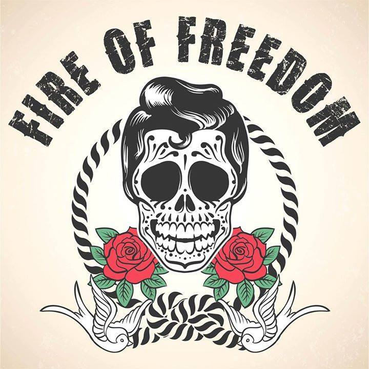 Fire Of Freedom Tour Dates