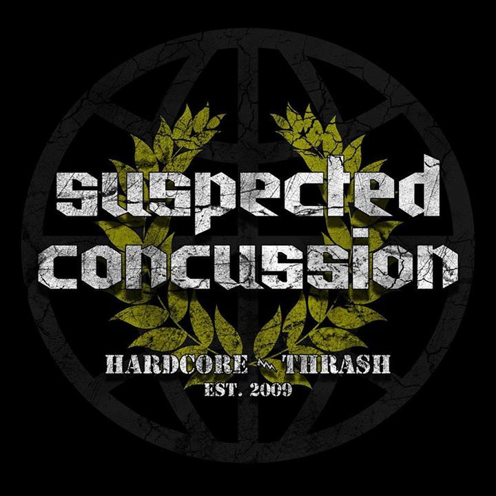 suspected concussion Tour Dates
