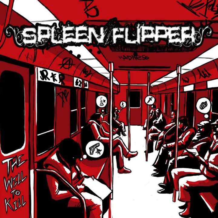 Spleen Flipper Tour Dates