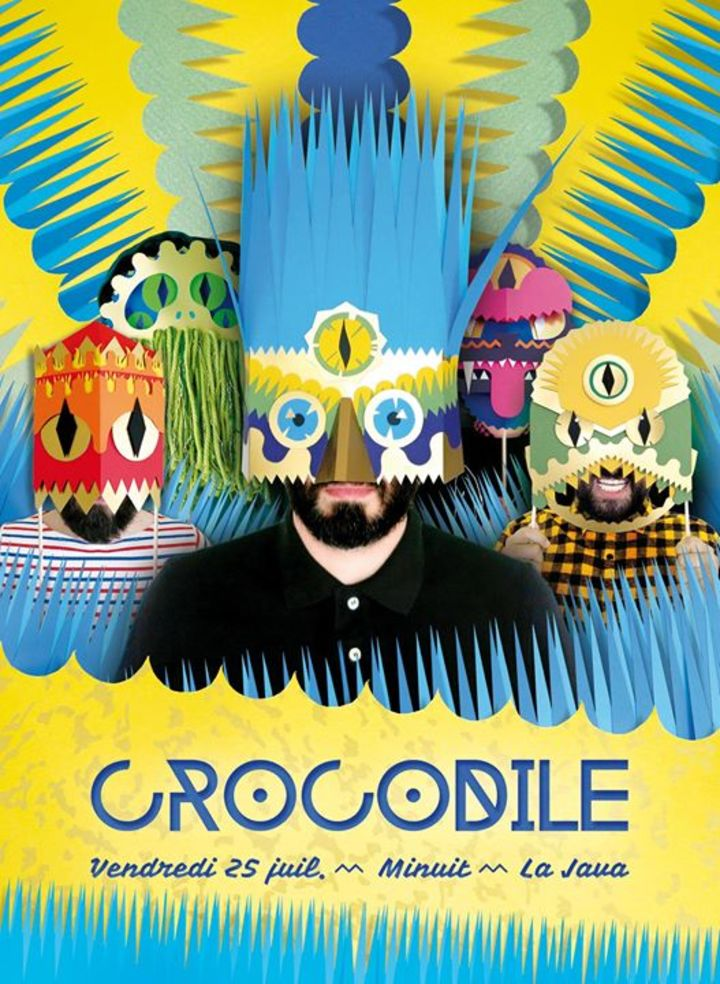 Crocodile Tour Dates