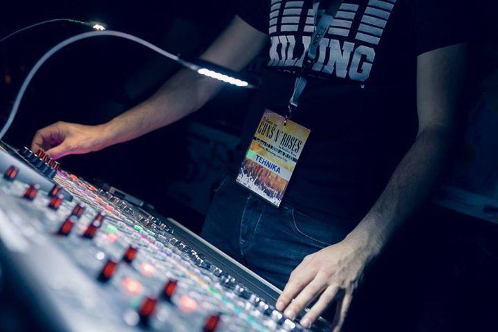 KILLING PRODUCTION  audio-video Tour Dates