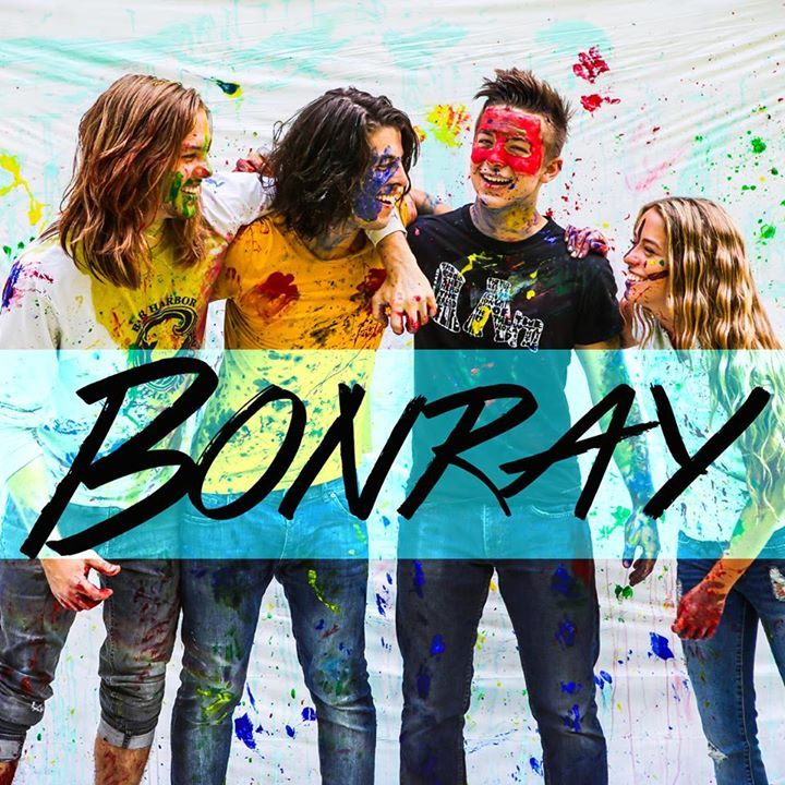 Bonray Tour Dates
