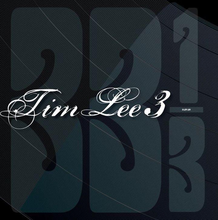 Tim Lee 3 Tour Dates