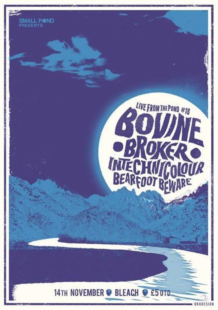 Bovine Tour Dates