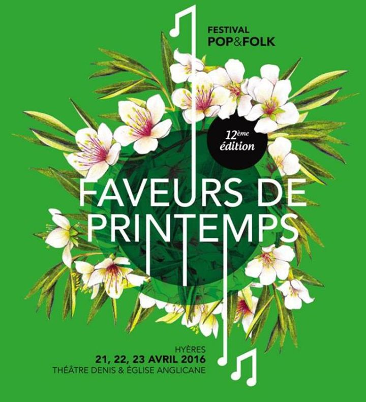 Festival Faveurs de Printemps Tour Dates