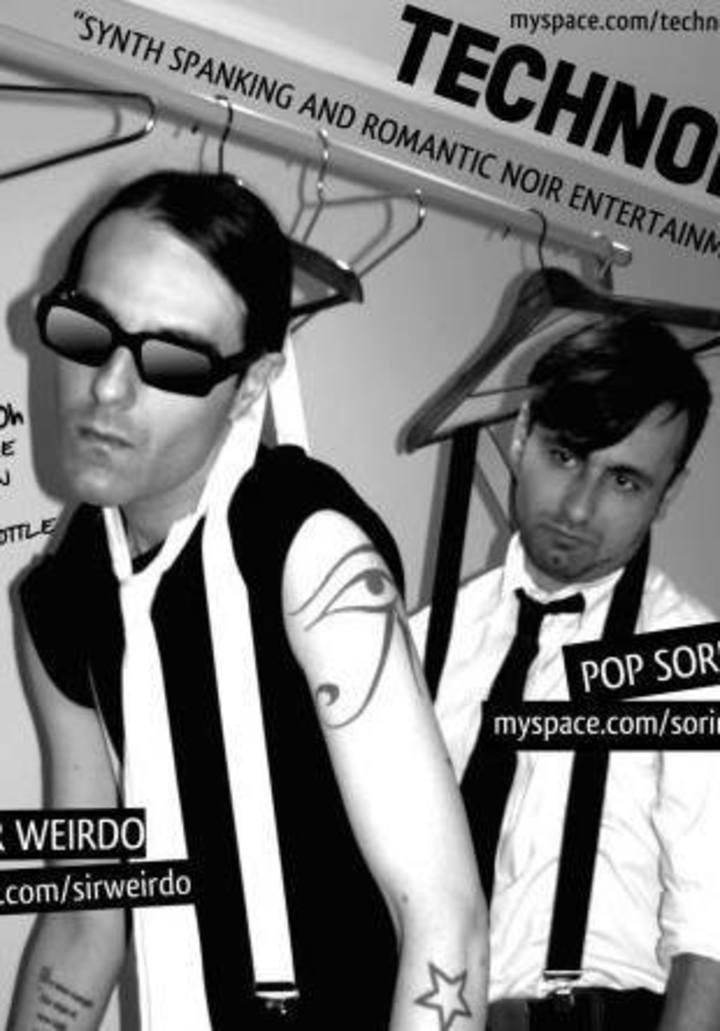 Technoir Dj Set - Sir Weirdo & Sorin Pop Tour Dates