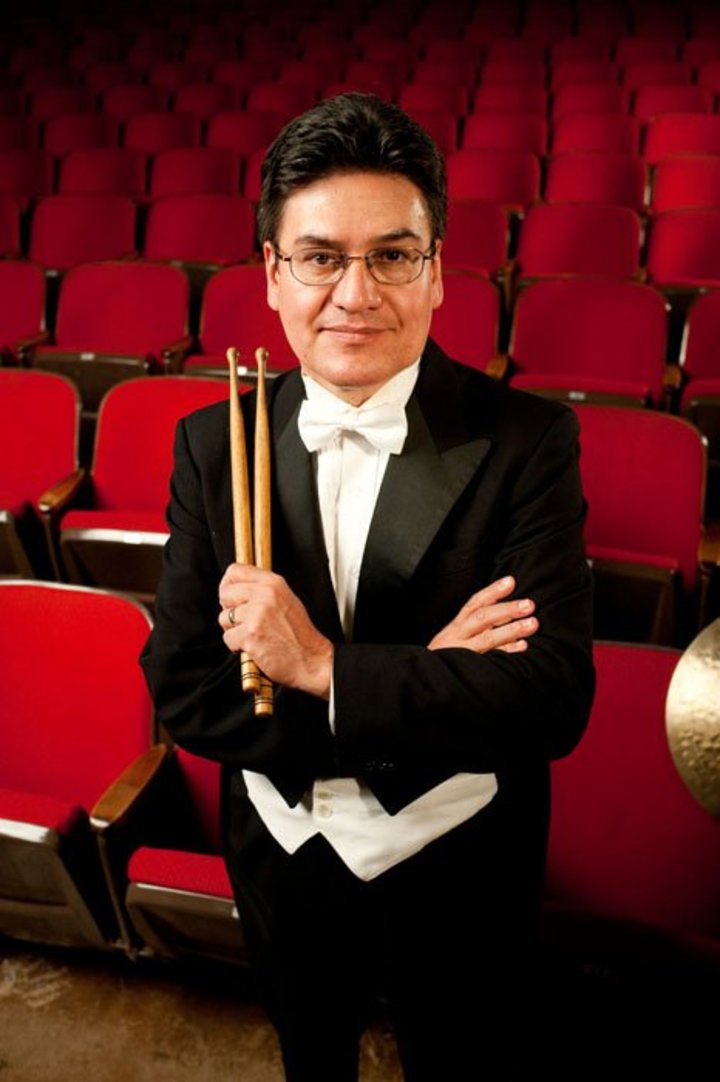 Homero Cerón : concert percussionist Tour Dates