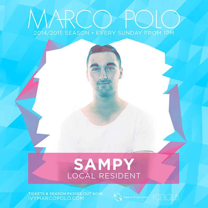 Sampy Tour Dates