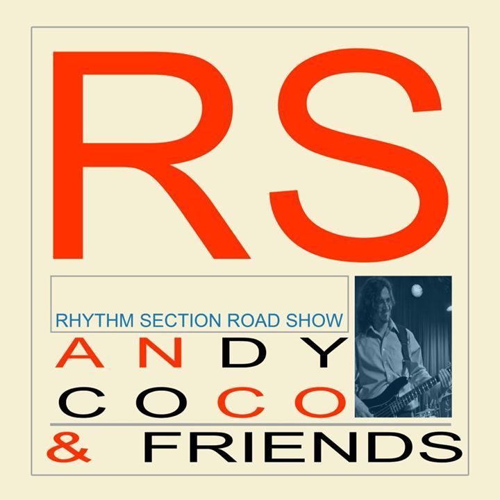 Rhythm Section Road Show Tour Dates