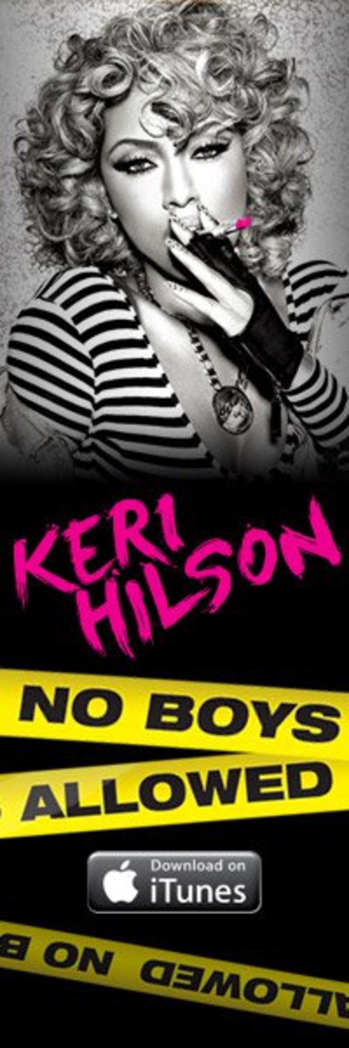 Keri Hilson Tour Dates