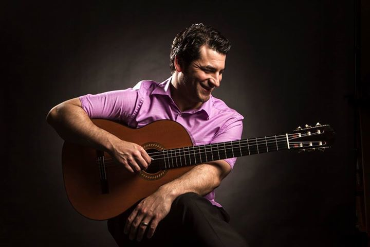 Matthew Cochran: Singer Songwriter Guitarist @ Corson Auditorium - Interlochen, MI