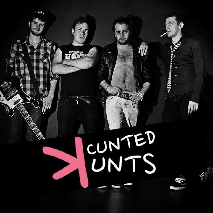 Cunted Kunts Tour Dates
