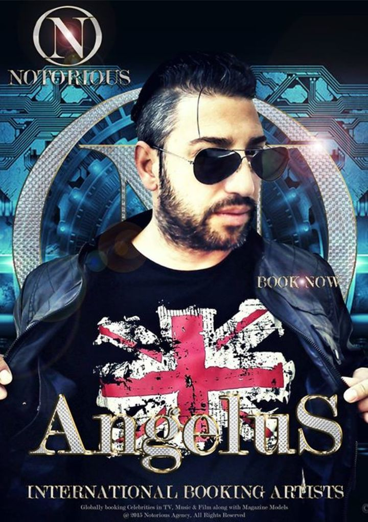 Dj Artista Production ANGELUS FEAT VIOLETA Tour Dates