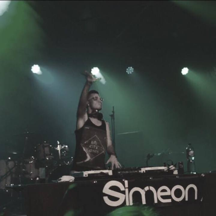 DJ Simeon Tour Dates