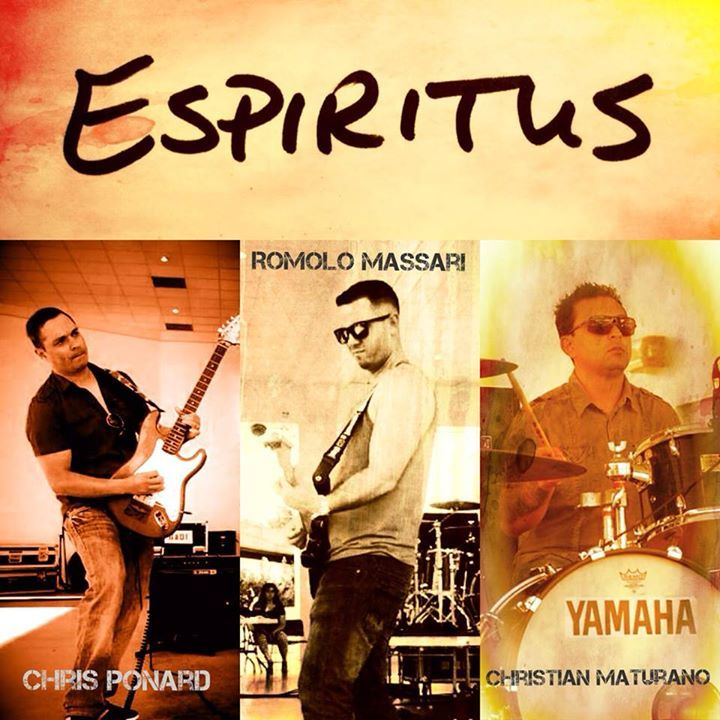 Espiritus Tour Dates