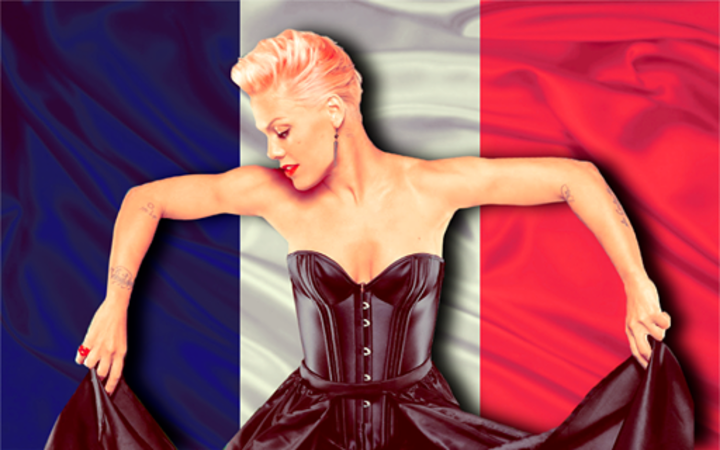 Pink France Tour Dates
