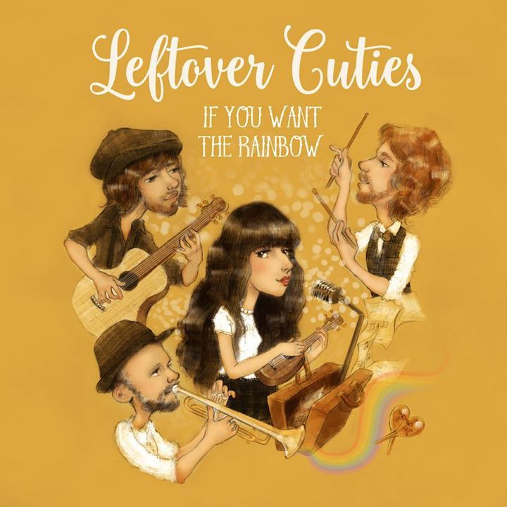 Leftover Cuties Tour Dates