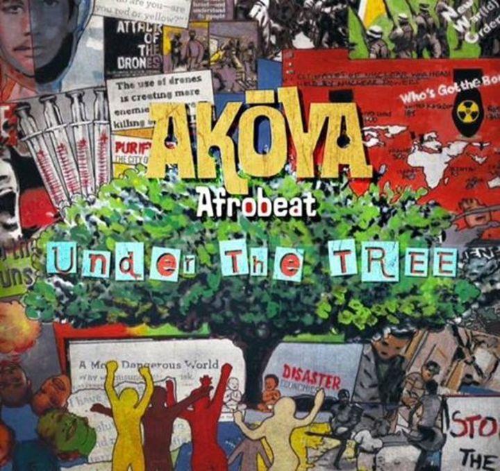 Akoya Afrobeat Tour Dates
