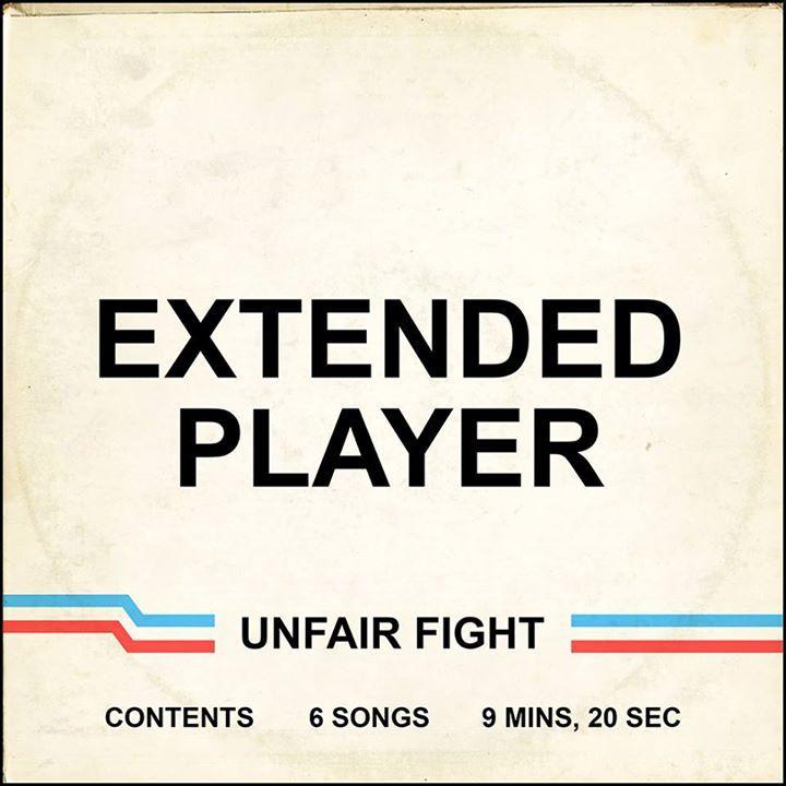Unfair Fight Tour Dates