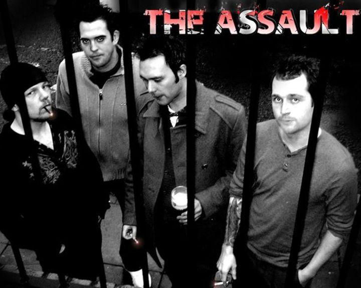The Assault Tour Dates