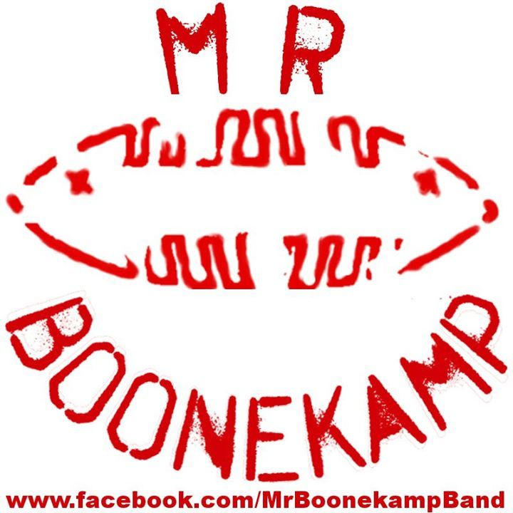 Mr Boonekamp Tour Dates