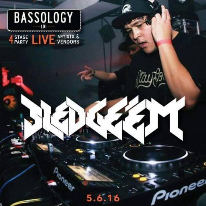 Sledge'EM Dubstep Tour Dates