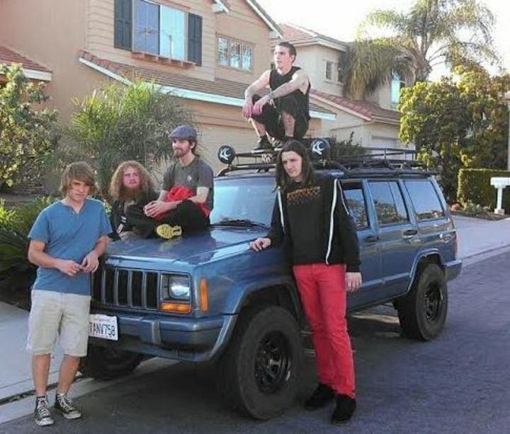 Spider Island Tour Dates