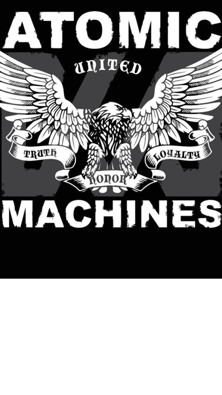 Atomic Machines Tour Dates