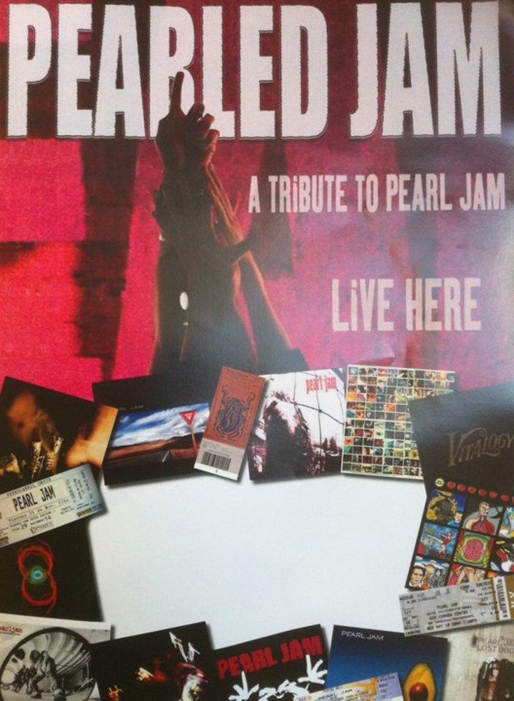 Pearled Jam Tour Dates