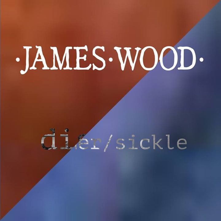 James Wood Tour Dates