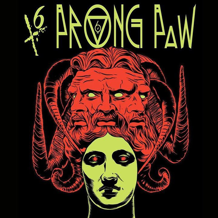 6 Prong Paw Tour Dates