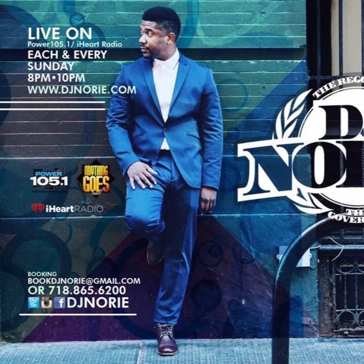 DJ NORIE Tour Dates