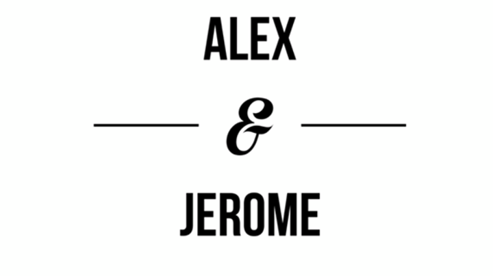 Alex & Jerome Tour Dates