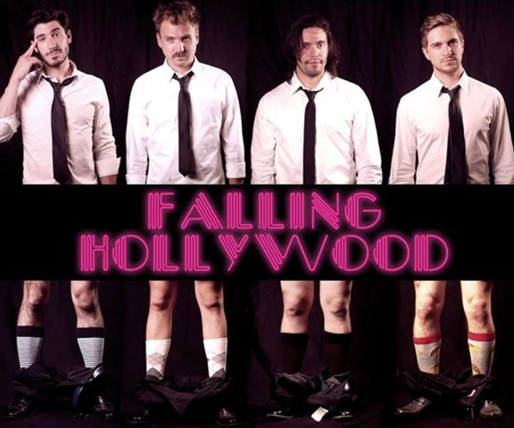 Falling Hollywood Tour Dates