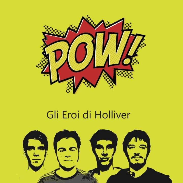 Gli Eroi di Holliver - punk rock Tour Dates