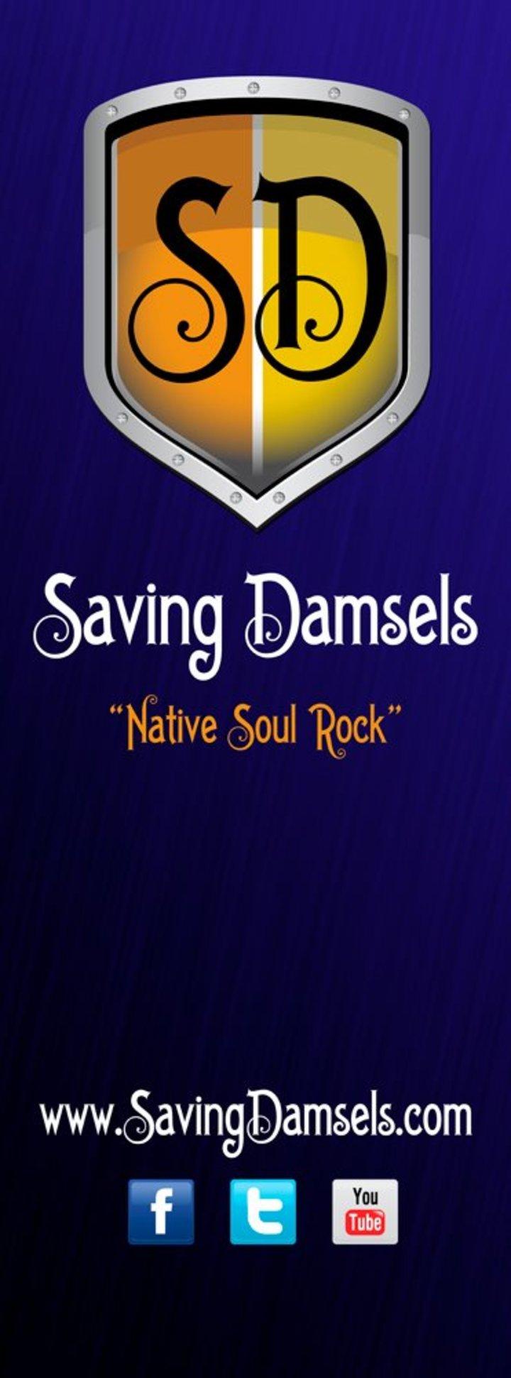Saving Damsels Tour Dates