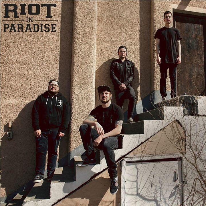 Riot In Paradise Tour Dates