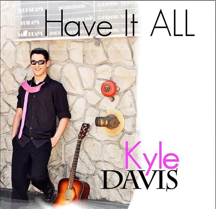 Kyle Davis (Musician) Tour Dates