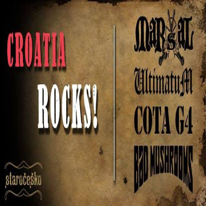 Croatia ROCKS Tour Dates