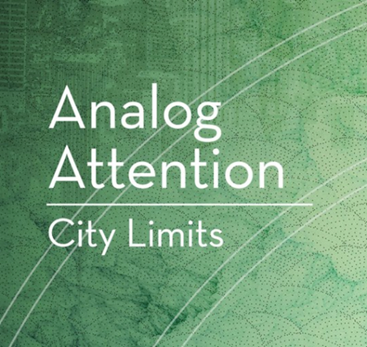 Analog Attention Tour Dates