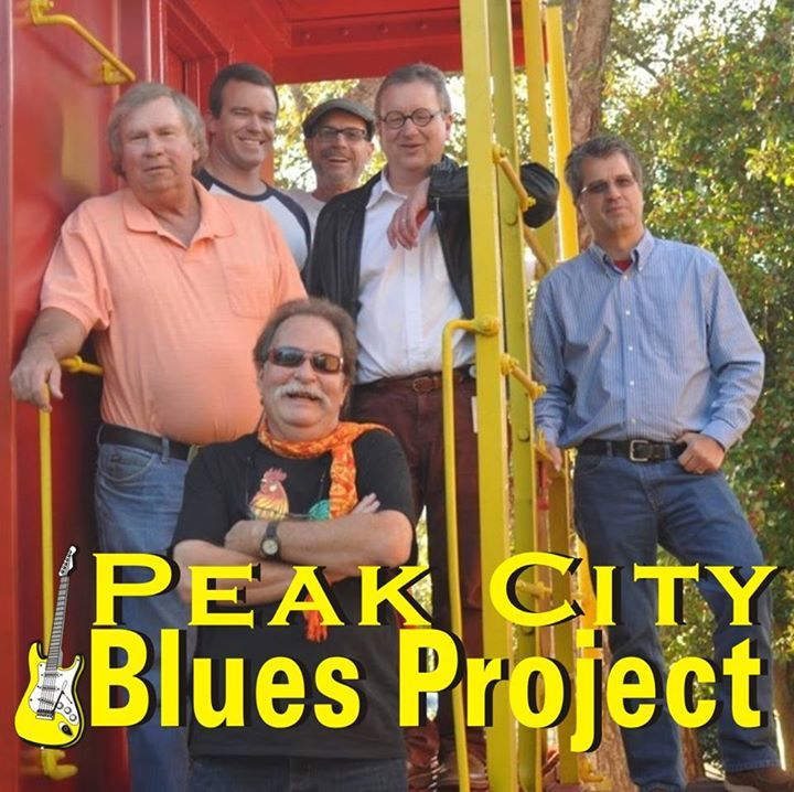 Peak City Blues Project Tour Dates