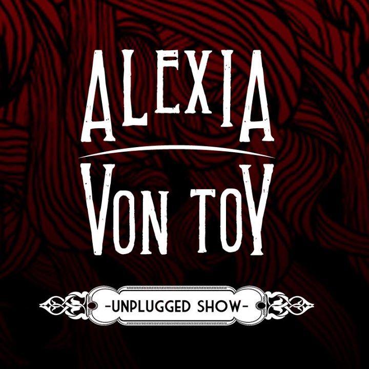 Alexia Von Toy Tour Dates