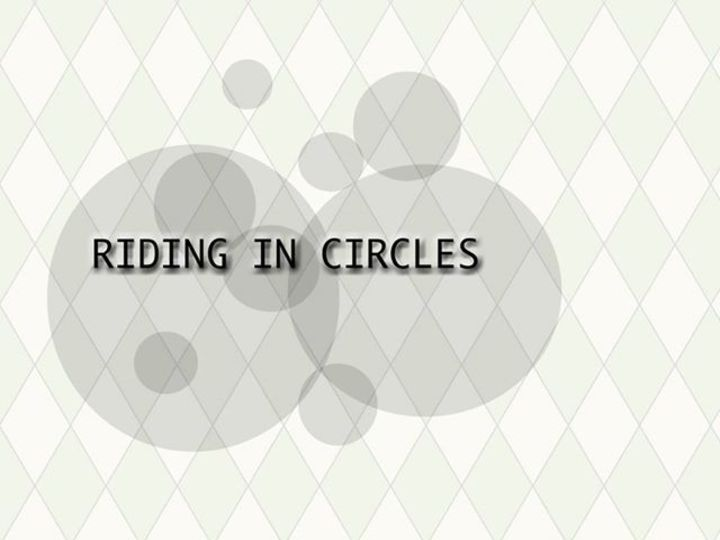 Riding in Circles Tour Dates