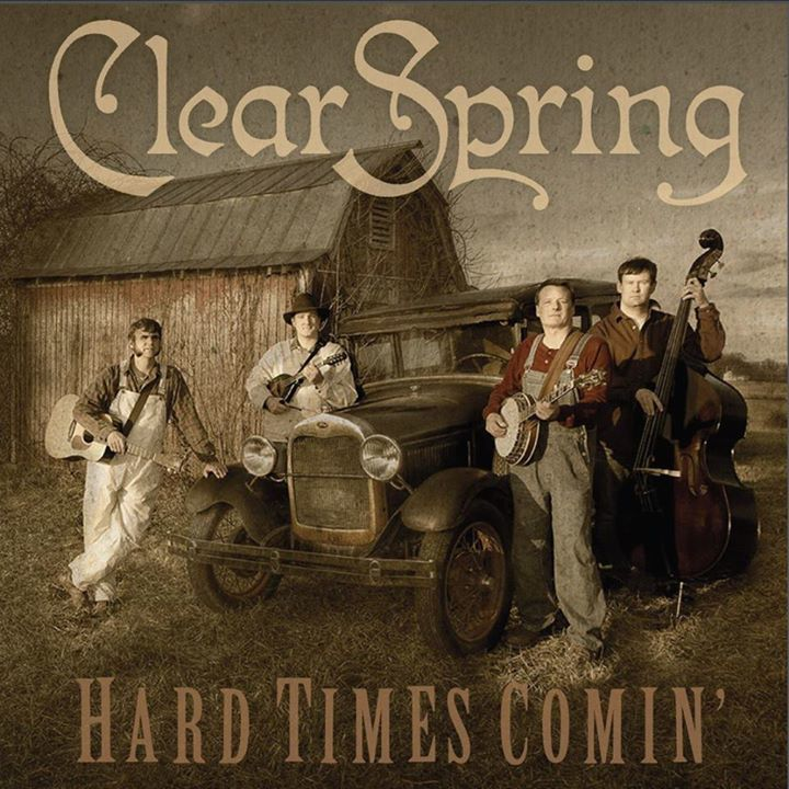 Clearspring Bluegrass Tour Dates